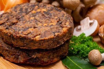 Brie and Mushroom Patties for a Vegetarian Delicacy [Recipe] | ultimatemedicinalmushrooms.com