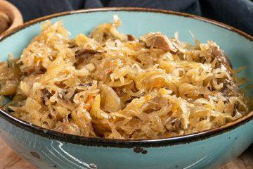Cabbage and Mushroom Skillet | ultimatemedicinalmushrooms.com