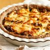 This Chicken of the Woods Tart Goes Well Any Time of Day [Recipe] | ultimatemedicinalmushrooms.com