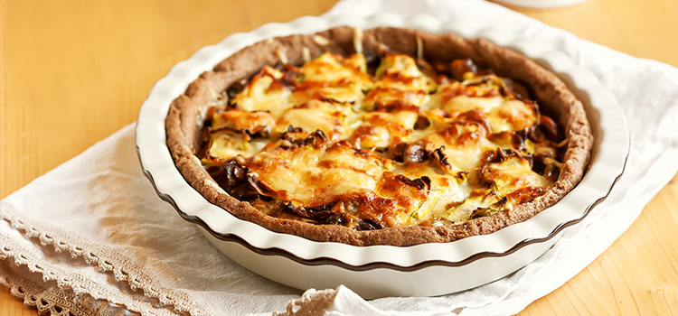 This Chicken of the Woods Tart Goes Well Any Time of Day [Recipe]   ultimatemedicinalmushrooms.com