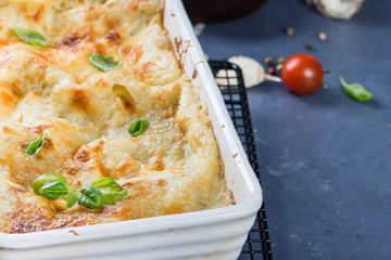 This Lasagna with Ricotta Mushroom Sauce is Meant to Be Remembered! [Recipe] | ultimatemedicinalmushrooms.com