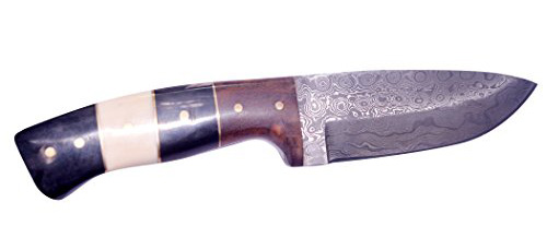 Mushroom knife with wooden handle