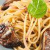 Pasta with Shiitake For An Elegant, Delicate Dinner [Recipe] | ultimatemedicinalmushrooms.com