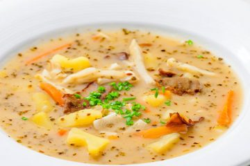 This Russian Mushroom Soup Goes Well Any Time [Recipe] | ultimatemedicinalmushrooms.com