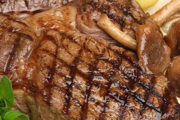 Steak with Shiitake Mushroom Sauce For A Gourmet Meal! [Recipe] | ultimatemedicinalmushrooms.com