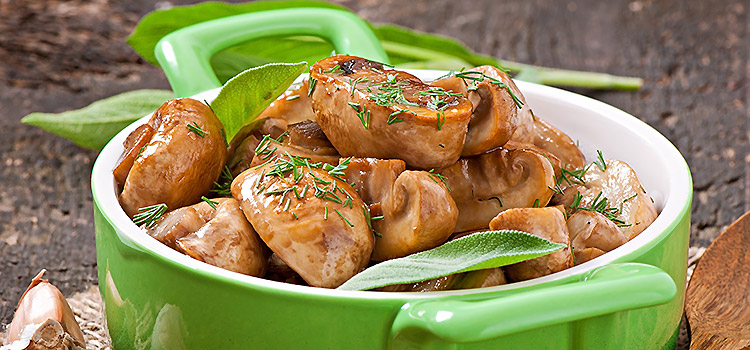 For a Change Tonight, Go with These Asian Marinated Mushrooms   ultimatemedicinalmushrooms.com