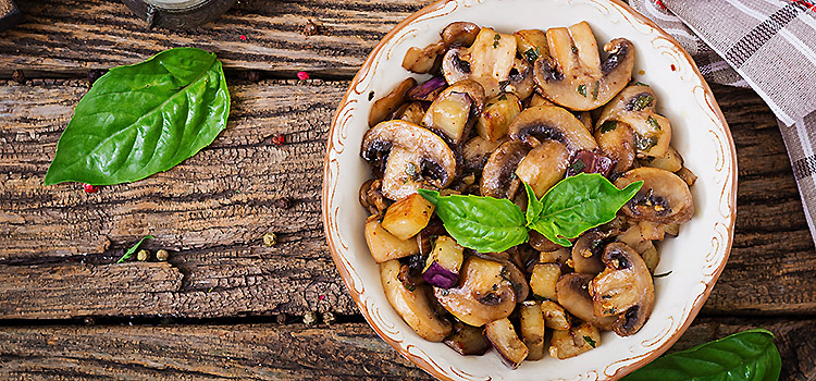 Fresh Side Dish? Try These Balsamic Marinated Mushrooms   ultimatemedicinalmushrooms.com