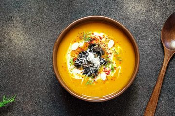 A Tasty Dish For The Soul: Black Trumpet Soup   Ultimatemedicinalmushrooms.com