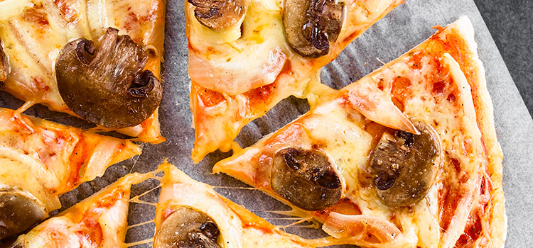 California-Style Mushroom Pizza Is The Greatest Vegetarian Treat   Ultimatemedicinalmushrooms.com
