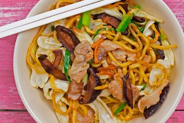 Try This Easy Shiitake Lo-Mein For A Low-Key Dinner   ultimatemedicinalmushrooms.com