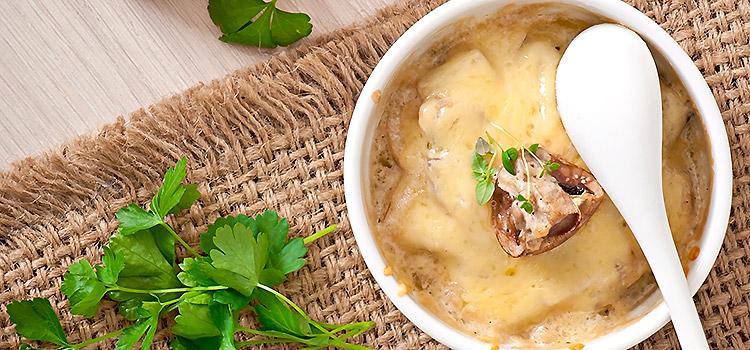Mushroom Gratin is the Best Food For Your Heart | ultimatemedicinalmushrooms.com