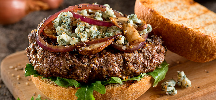 Treat Your Family This Weekend With These Portobella Turkey Burgers   ultimatemedicinalmushrooms.com
