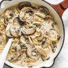 Cheesy Portobello Stir Fry Is The Fulfilling Meal You Need Recipe | Ultimatemedicinalmushrooms.com