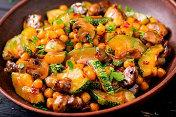 Eat This Beany Mushroom Stir-Fry For A Wholesome Dinner   ultimatemedicinalmushrooms.com
