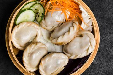Fried Tofu and Shiitake Mushroom Dumplings | ultimatemedicinalmushrooms.com