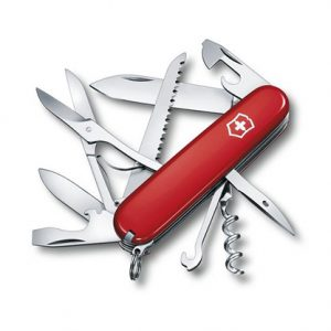 Red multi-tool device