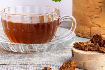 7 Reasons For Drinking Chaga Tea | ultimatemedicinalmushrooms.com
