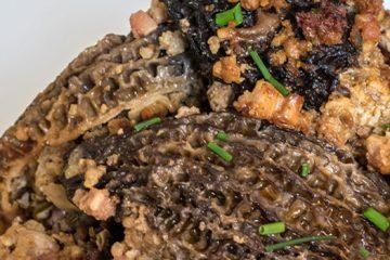Crab-Stuffed Morels Are Decadent And Delicious! [Recipe] | ultimatemedicinalmushrooms.com