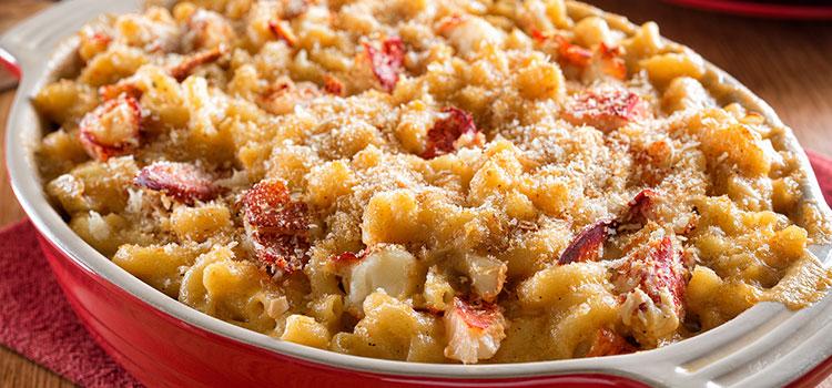 Want A Treat? Try This Lobster Mushroom Mac And Cheese Recipe! [Recipe] | ultimatemedicinalmushrooms.com