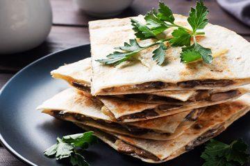 These Mushroom Quesadillas Are Perfect For A Night In! [Recipe] | ultimatemedicinalmushrooms.com