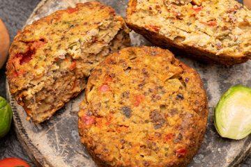 Try This Pheasant Back Mushroom Burger For A New Tasty Meal [Recipe] | ultimatemedicinalmushrooms.com