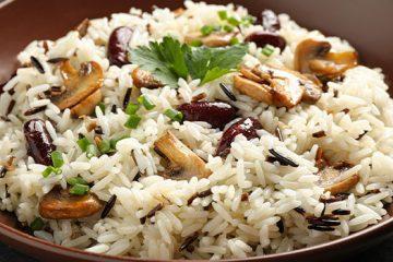 Portobello Mushroom Pilaf For Healthy But Delicious Flavors [Recipe] | ultimatemedicinalmushrooms.com