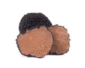photo of a truffle mushroom